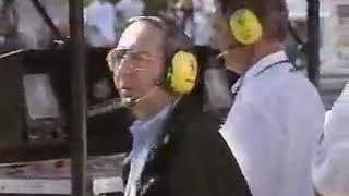 1993年 F1総集編より 第6戦モナコ やりたい放題のベルガー 恐らく各トラ...