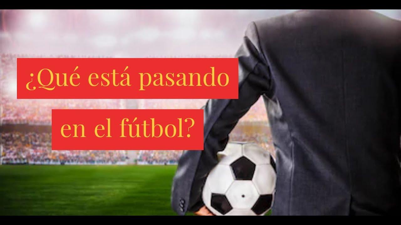 ¿Qué está pasando en el mundo del fútbol en este momento? | Derecho Deportivo |#QuédateEnCasa |