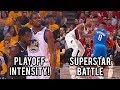 NBA PLAYOFFS (Beef Moments)