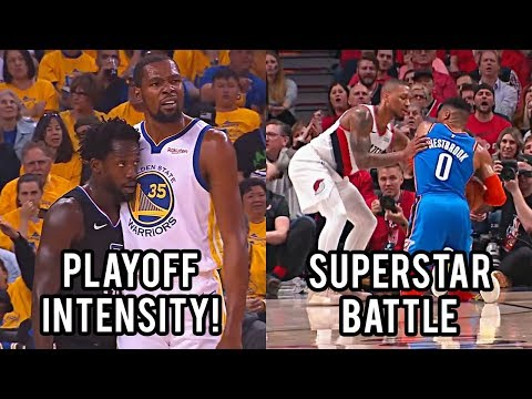 NBA PLAYOFFS (Beef Moments)