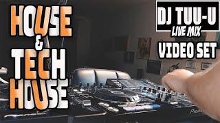 House amp Tech House Video Set 16.10.2018 DjTuu U Podcast On Air