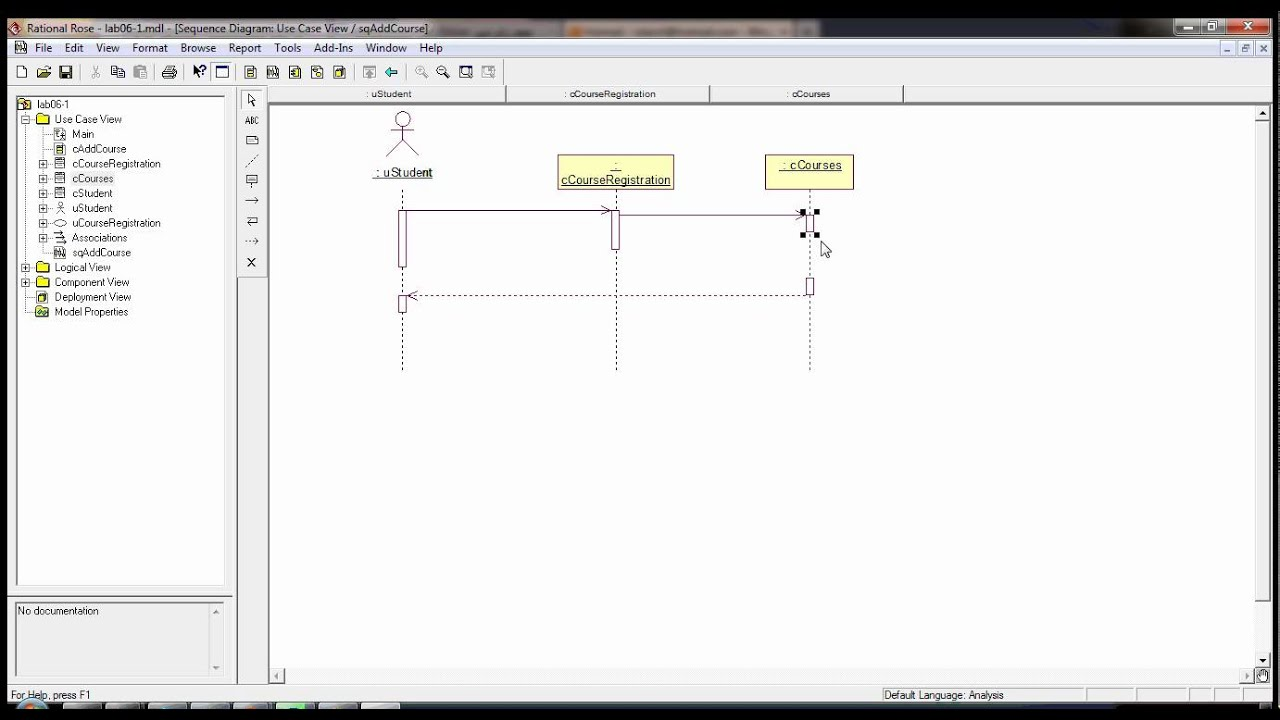 hight resolution of sequence diagram 2 of 2