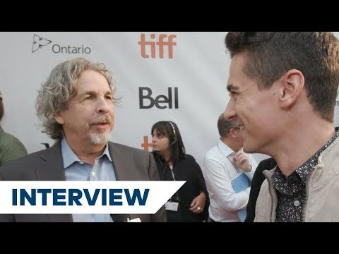 Green Book's Peter Farrelly Realizes He Makes A Lot Of Movies With Road Trips | TIFF 2018