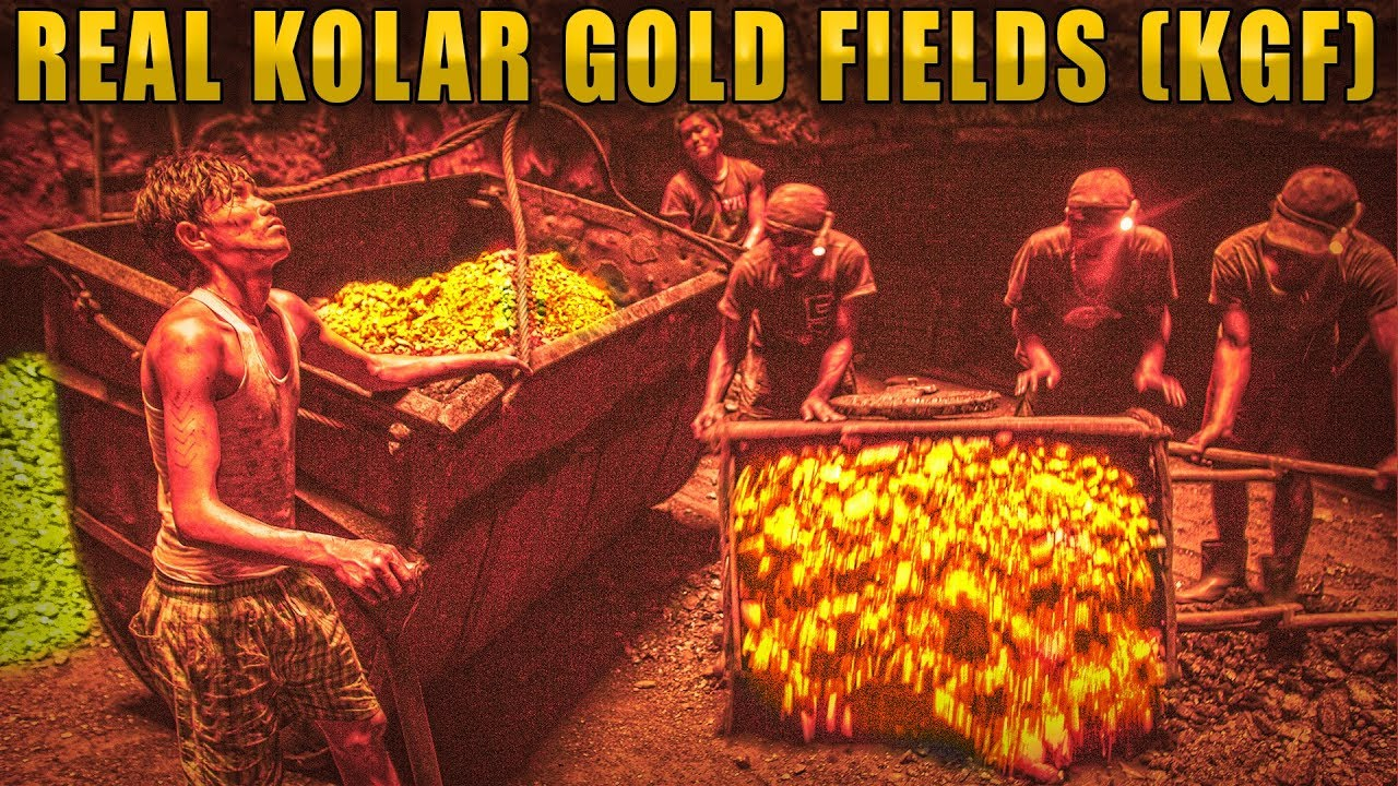 Amazing Unknown Facts About Kolar Gold Fields || The Real KGF