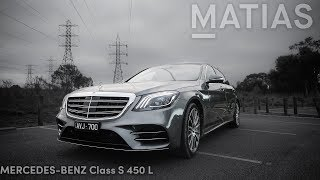 ROLLING IN LUXURY - MERCEDES-BENZ Class S 450 L REVIEW