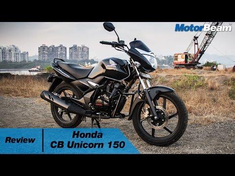 2017 Honda Unicorn 150 Review | MotorBeam Mp3
