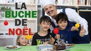 Apprendre le Français en Cuisinant 👨🍳 La Buche de Noël !