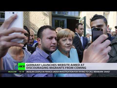No Deutschland dreamland? Berlin creates website to deter asylum seekers