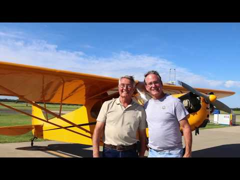 Parsons KS Tri City Airport Breakfast Fly In