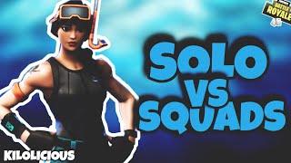 kilolicious - 25 BOMB Solo Squads !? ( Fortnite Battle Royale Gameplay )