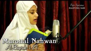 Download Lagu Puja Syarma -  Murottal Nahwan Surah Al-Baqarah : 1-29 mp3