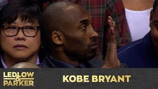 Kobe bryant joins kristen ledlow and candace parker to talk rings, his crew, the battle for l.a. more!ledlow & podcast: https://bit.ly/2jxcstr