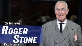 Roger Stone - Potential Jail Time, Pleading the 5th, Russian Collusion - Jim Norton & Sam Roberts