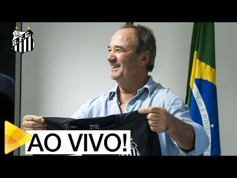 Levir Culpi | APRESENTAÇÃO AO VIVO (12/06/17)