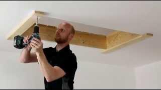 як зробити сходи на дах