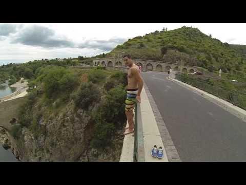 Pont du diable 27m Hérault