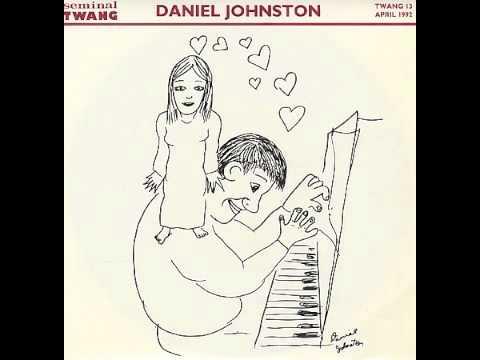 Daniel Johnston - Laurie EP [UK] 7