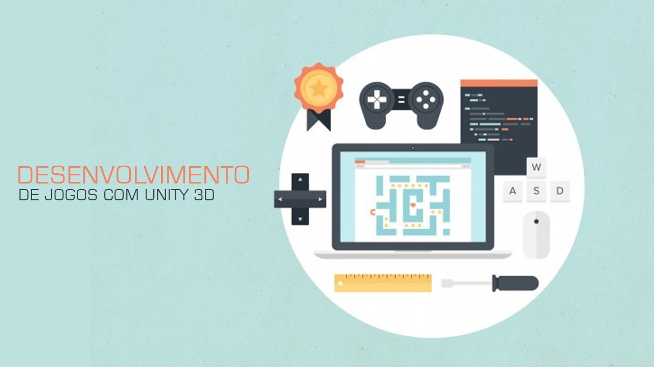 Introdução ao desenvolvimento de games com Unity3D
