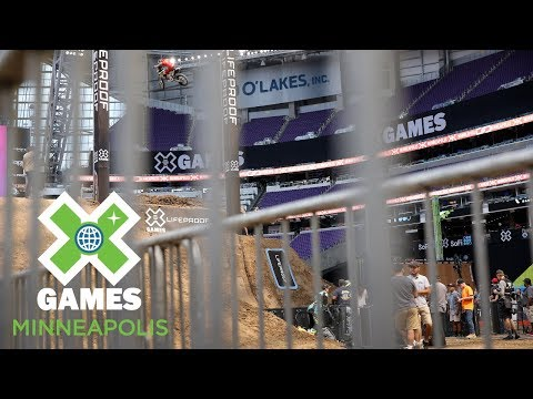 Moto X Step Up: FULL BROADCAST | X Games Minneapolis 2018