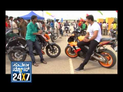 Seg_1 Darshan's New Film Mathade Bul Bul - Suvarna News Travel Video