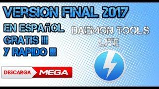 como descargar Daemon Tools Lite (Gratis,Full/Español)