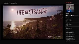 PS4 Gaming: Life Is Strange, Episode 1, Part 2