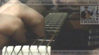 Мой гитарный кавер 'Зелёные рукава'    MUS IN UA Уроки в Киеве   гитара, бас гитара, электрогитара,
