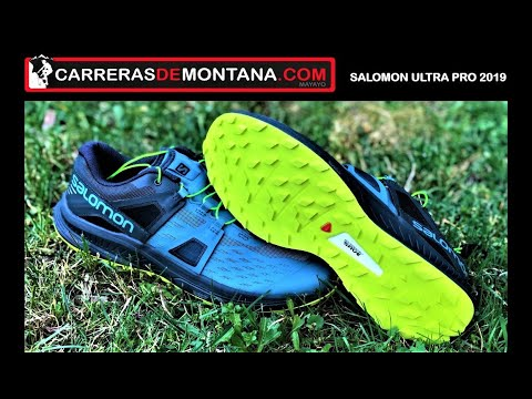 salomon zapatillas ultra trail espa�a