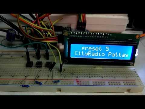 ESP8266 WEB RADIO V2