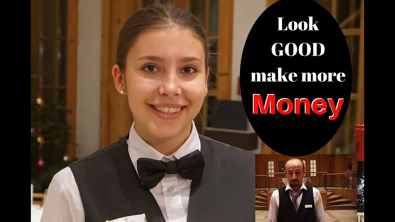 APPEARANCE MATTERS! New waitress/waiter training - Part 5! How to be a good  waiter! Tips for waiters