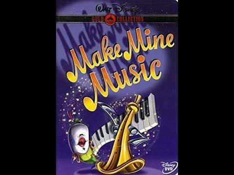 Opening To Make Mine Music 2000 DVD