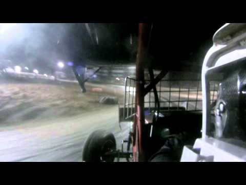 North Central Speedway UMSS Sprints 2014-08-30
