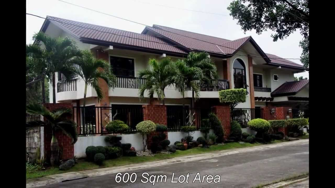 House lot with swimming pool youtube for House with swimming pool for rent in quezon city