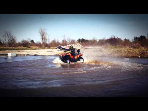 ATV Rent Tallinn Estonia CarsRent.ee