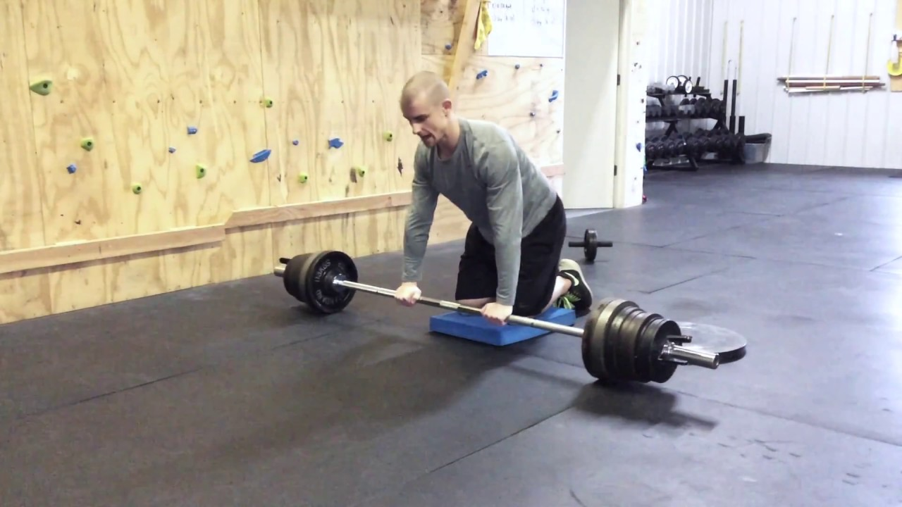 Image result for heavy barbell rollout