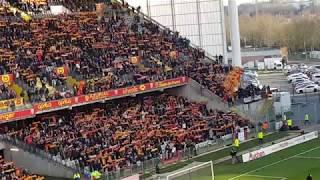 Les corons Lens-Valenciennes le 10/02/2018