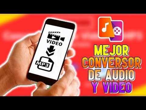 El MEJOR CONVERSOR de AUDIO y VÍDEO para ANDROID 2020 (CONVIERTE VÍDEOS a MP3 desde tu TELÉFONO)