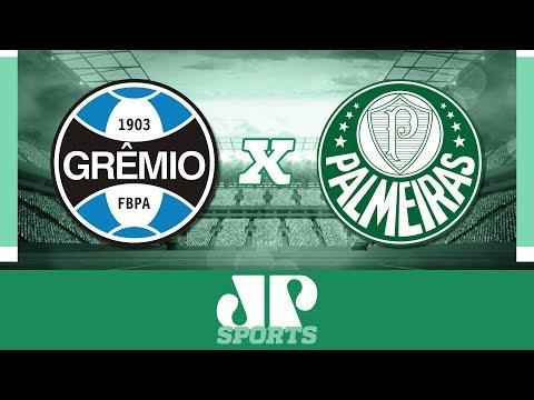 Grêmio 1 x 1 Palmeiras - 17/08/19 - Brasileirão