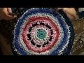 Поделки - Вяжем коврики