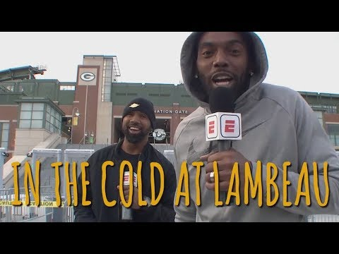 Randy and Charles tackle the cold at Lambeau Field | The Randy & Charles Show | ESPN