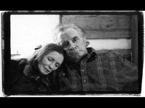 Johnny Cash and June Carter Cash,