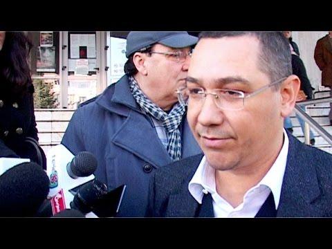 Victor Ponta vine la #România9, pe TVR1