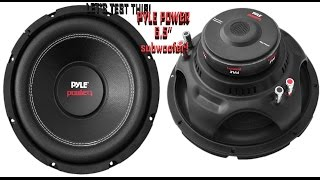 "Pyle Power 6.5"" Subwoofer Overview"