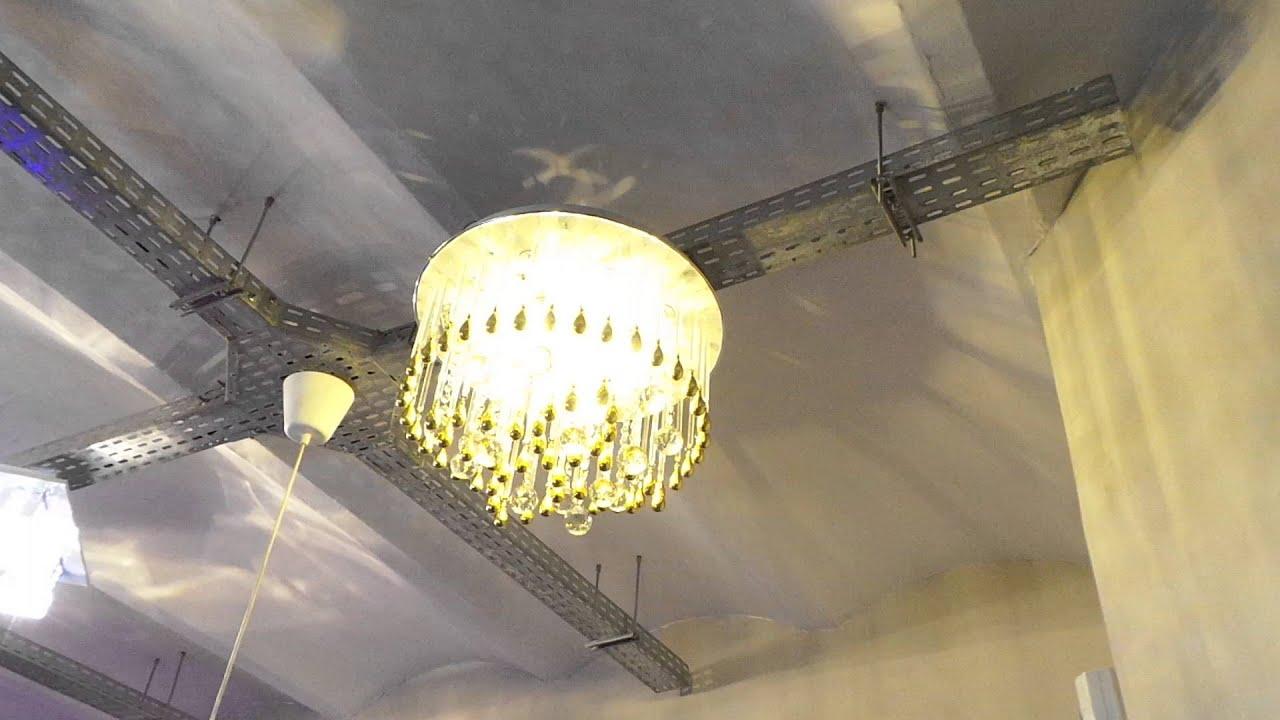 magasin de d coration flashvente13 lustre mp3 plusieurs clairage youtube. Black Bedroom Furniture Sets. Home Design Ideas