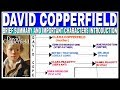 David copperfield brief summary and characters introduction.