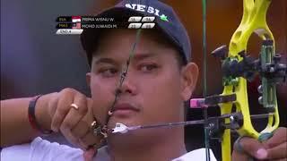 Awalnya Atlet Indonesia Ini Diremehkan Tapi Semua BUNGKAM Saat Dia Meraih MEDALI EMAS