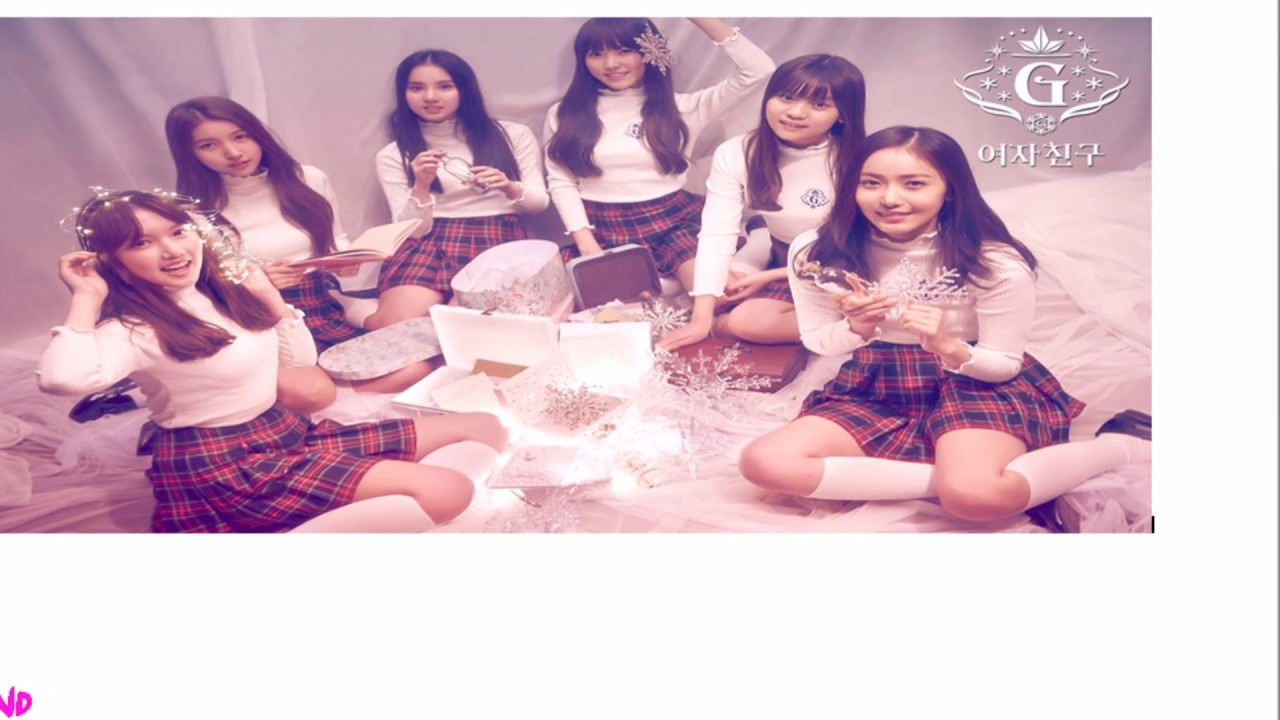 EASY LYRICS GFRIEND (여자친구) - ROUGH [3rd Mini Album ...
