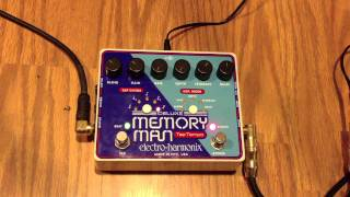 Deluxe Memory Man Tap Tempo