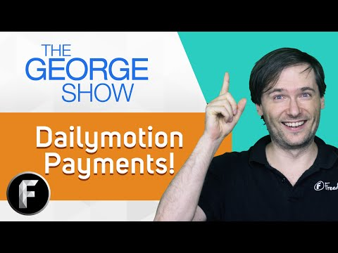 ★ New Dailymotion Payments!