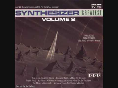Maid Of Orleans - OMD; Covered by Ed Starink - Synthesizer Greatest, volume 2